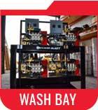 Wash bay systems