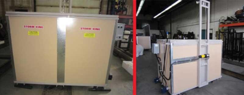 Storm King Environmentally Friendly Parts Washers
