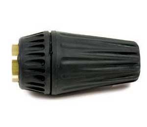 Rotojet nozzles