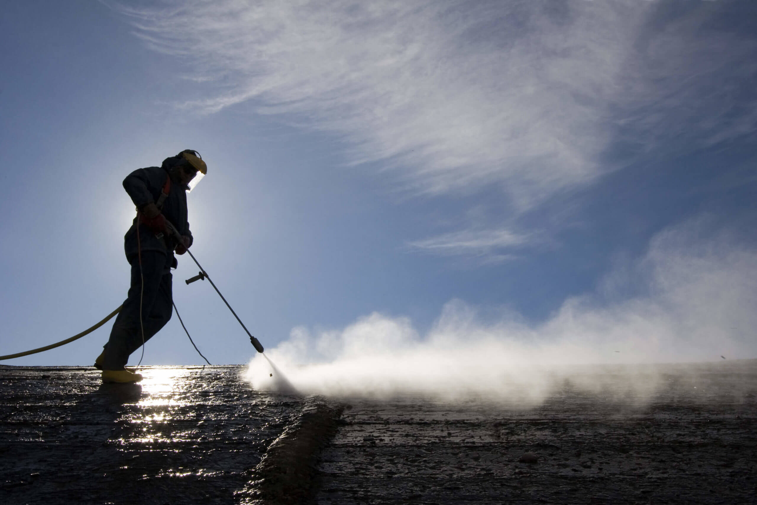 commercial pressure washer British Columbia