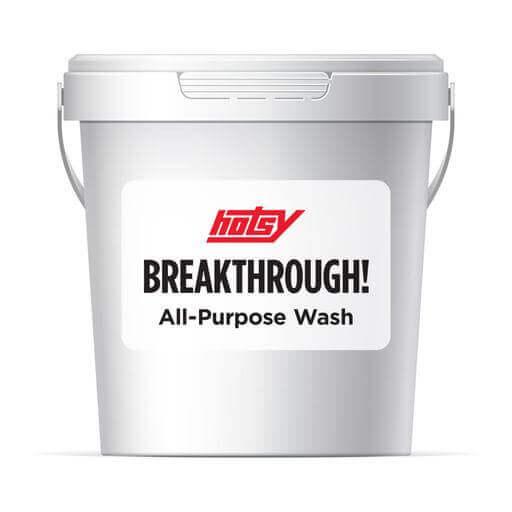 Breakthrough! Pressure Washer Detergent
