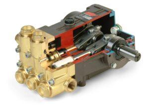 pump pressure washer from HotsyAB